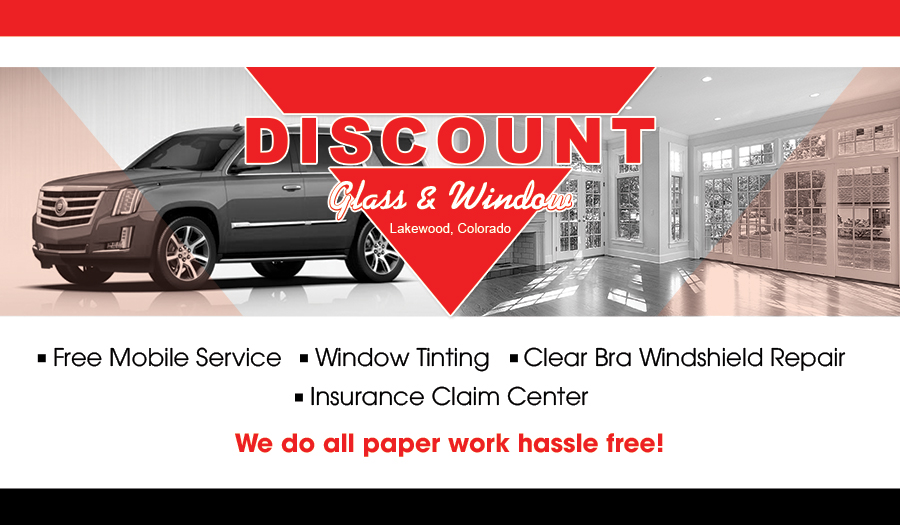 Discount auto glass discount glass and window auto for Happy motors lakewood colorado